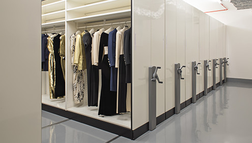 909bd9bd579 The museum will store important garments and accessories lent by the  Fondation Pierre Bergé – Yves Saint Laurent in Paris, as well as  non-exhibited pieces ...