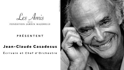 « Conversations autour de l'Art » Conférence de Jean-Claude Casadesus